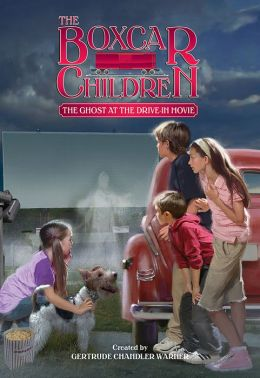 The Ghost at the Drive-In Movie (The Boxcar Children Series #116)