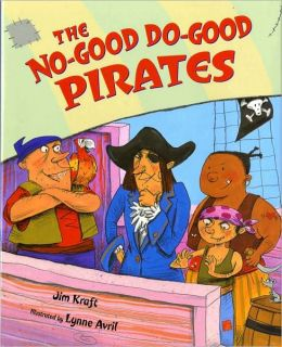 The No-Good Do-Good Pirates