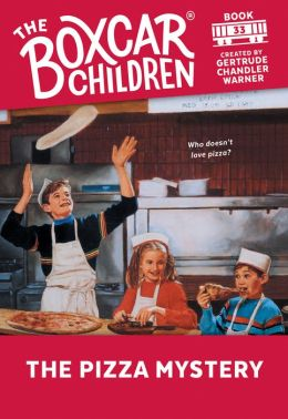 The Pizza Mystery (The Boxcar Children Series #33)