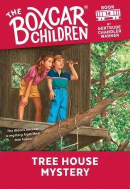 Tree House Mystery (The Boxcar Children Series #14)