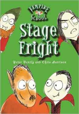 Vampire School: Stage Fright (Book 3)