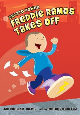 Zapato Power: Freddie Ramos Takes Off (Book 1)