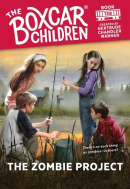 The Zombie Project (The Boxcar Children Series #128)