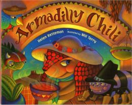 Armadilly Chili Book and DVD Set