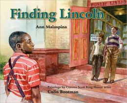 Finding Lincoln Book and DVD Set