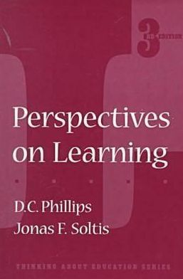 Perspective on Learning