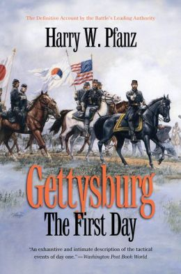 Gettysburg: The First Day (Civil War America Series)