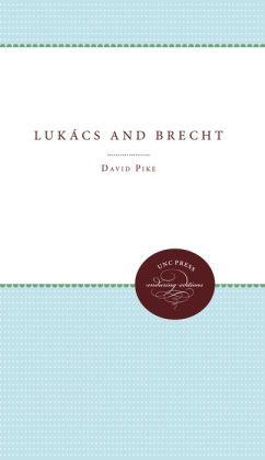 Lukács and Brecht