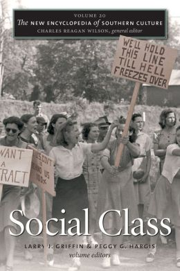 The New Encyclopedia of Southern Culture, Volume 20: Social Class