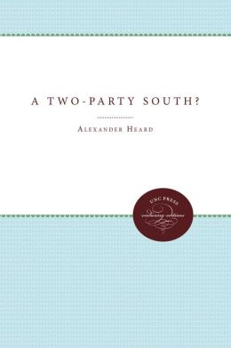 A Two-Party South?