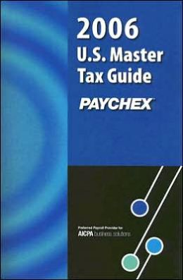 2006 US Master Tax Guide