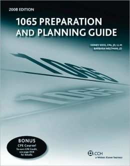 1065 Preparation and Planning Guide