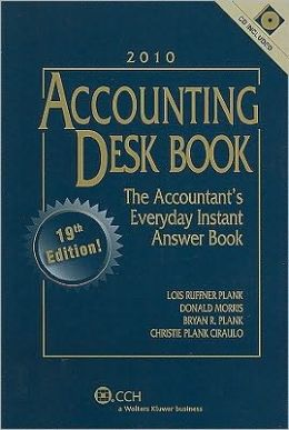 Accounting Desk Book with CD(2010)