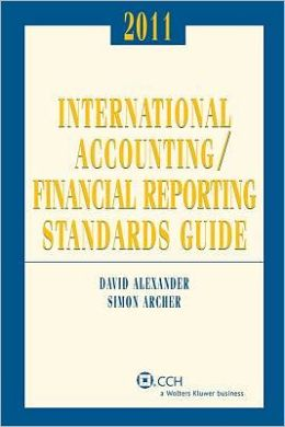 International Accounting/Financial Reporting Standards Guide