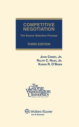 Competitive Negotiation 3e Hardcover