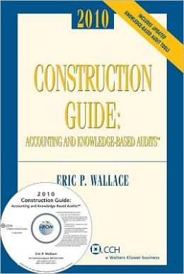 Construction Guide Accounting and Knowledge-Based Auditing