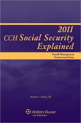 Social Security Explained 2011