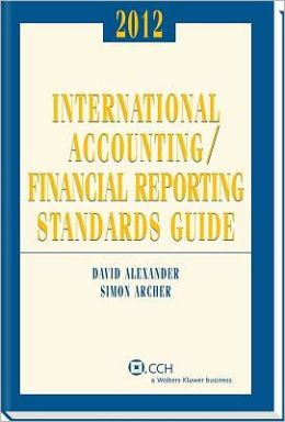 International Accounting/Financial Reporting Standards Guide 2012