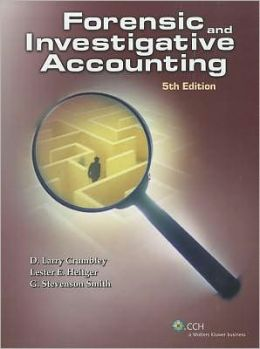 Forensic and Investigative Accounting