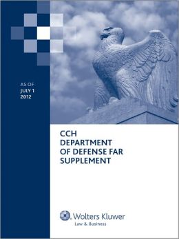 Department of Defense Far Supplement as of 07/2012