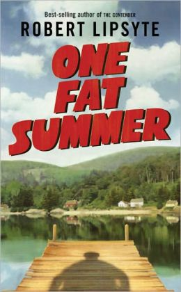 One Fat Summer (Turtleback School & Library Binding Edition)