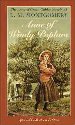 Anne Of Windy Poplars (Turtleback School & Library Binding Edition)