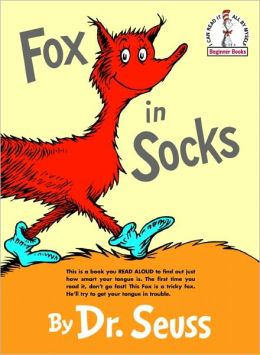 Fox In Socks (Turtleback School & Library Binding Edition)