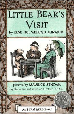 Little Bear's Visit (Turtleback School & Library Binding Edition)