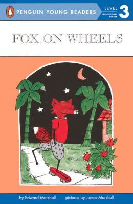 Fox On Wheels (Turtleback School & Library Binding Edition)