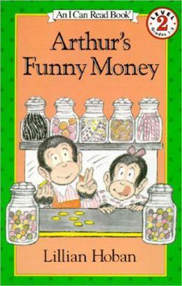Arthur's Funny Money (Turtleback School & Library Binding Edition)