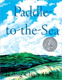 Paddle-To-The-Sea (Turtleback School & Library Binding Edition)