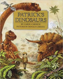 Patrick's Dinosaurs (Turtleback School & Library Binding Edition)
