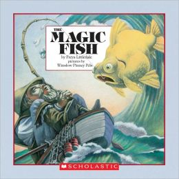 The Magic Fish (Turtleback School & Library Binding Edition)