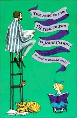 You Read To Me, I'll Read To You (Turtleback School & Library Binding Edition)