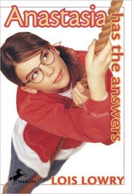 Anastasia Has The Answers (Turtleback School & Library Binding Edition)