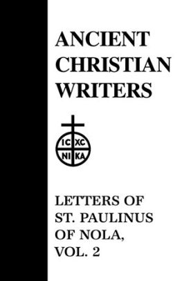 Letters of St Paulinus of Nola