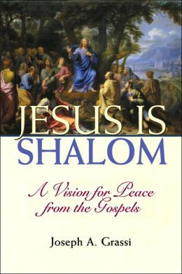 Jesus Is Shalom: A Vision for Peace from the Gospels
