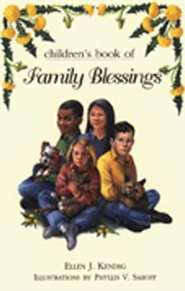 Children's Book of Family Blessings