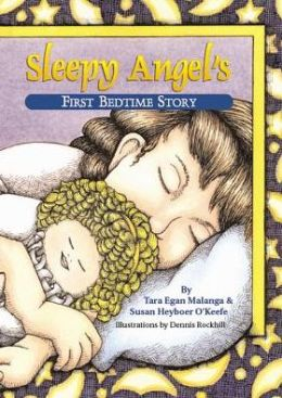 Sleepy Angel's First Bedtime Story