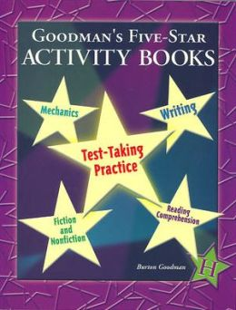 Goodman's Five-Star Activity Books: Level H (Test Taker Practice Series)