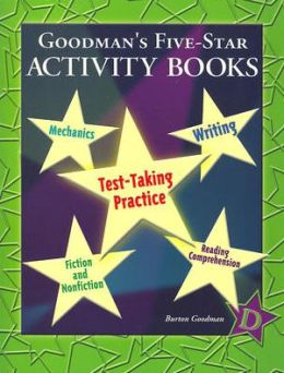 Goodman's Five-Star Activity Books: Level D (Test-Taker Practice Series)