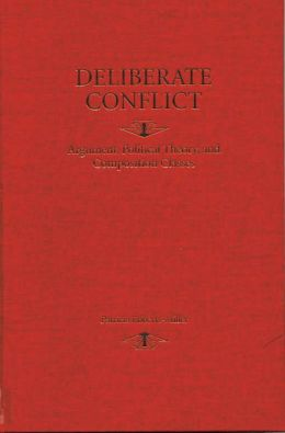Deliberate Conflict: Models of the Public Sphere and the Teaching of Argument