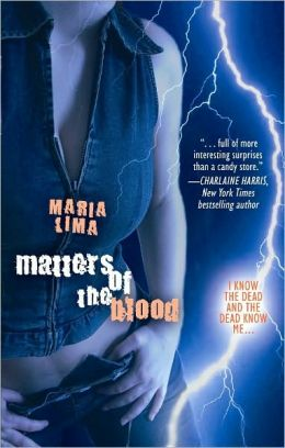 Matters of the Blood (Blood Lines Series #1)