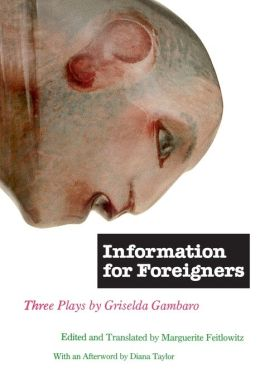Information for Foreigners: Three Plays