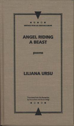 Angel Riding a Beast
