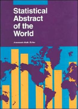 Statistical Abstract of the World