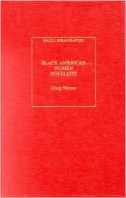 Black American Women Novelists
