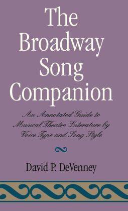 Broadway Song Companion