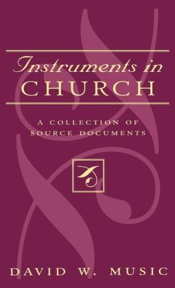 Instruments In Church