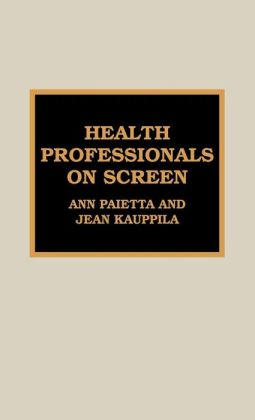 Health Professionals On Screen